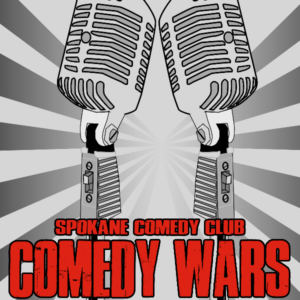 Comedy Wars at the Spokane Comedy Club @ Spokane Comedy Club