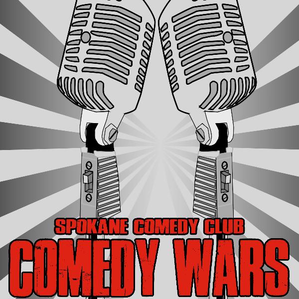 Comedy Wars at Spokane Comedy Club @ Spokane Comedy Club