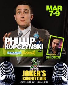 Joker's Comedy Club @ Joker's Comedy Club