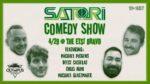 Satori Comedy Show @ Etsi Bravo