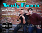 Nearly Famous Comedy at The Newport Roxy Theater @ The Newport Roxy