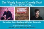 Wagon Wheel Comedy @ The Wagon Wheel