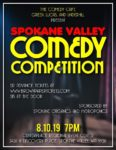 Spokane Valley Comedy Competition @ Centerplace Event Center